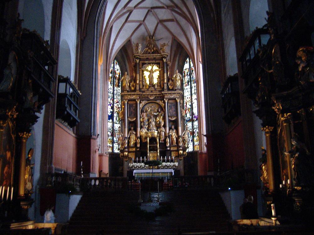 hauptpreis mit altar basiliken